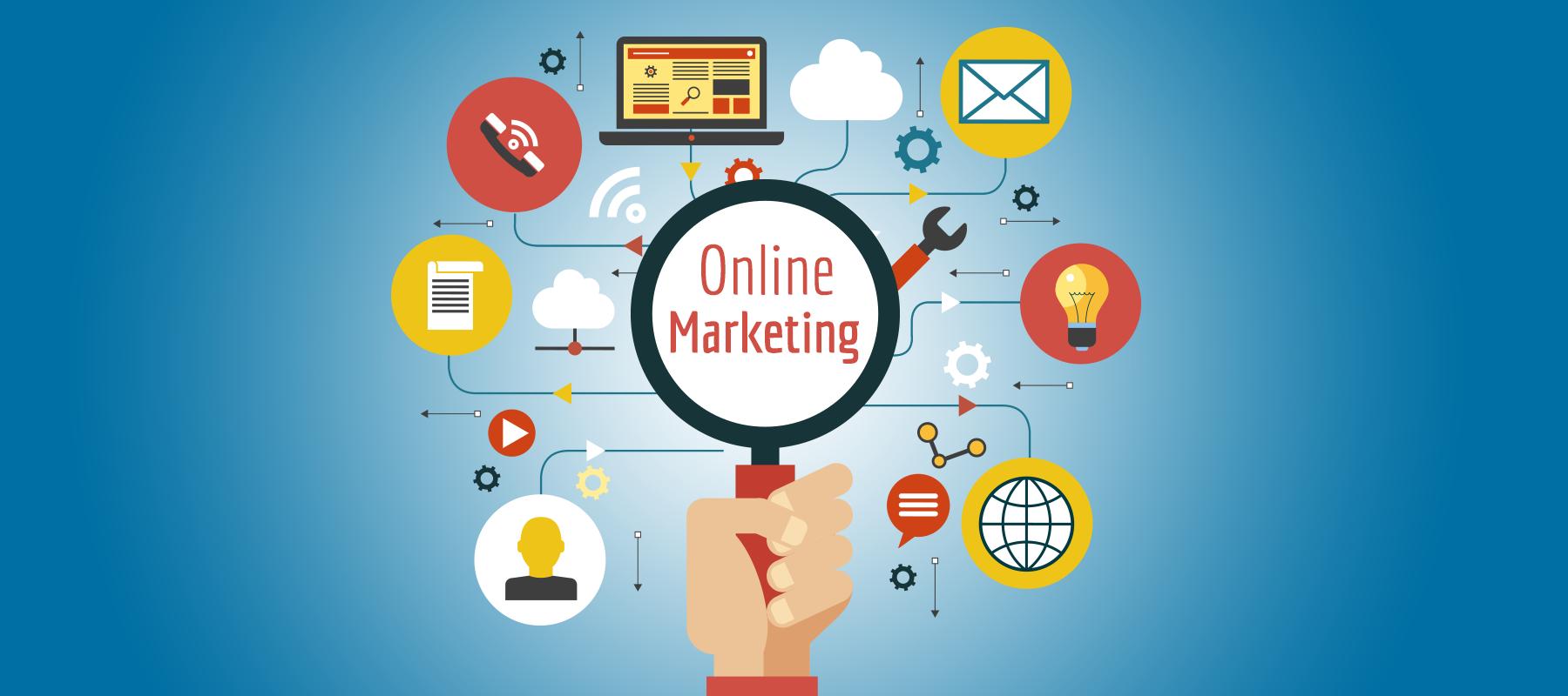 Kết quả hình ảnh cho marketing online