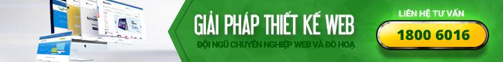 thiet ke web chuyen nghiep