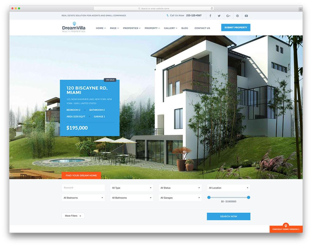 Một mẫu website đẹp và phong cách