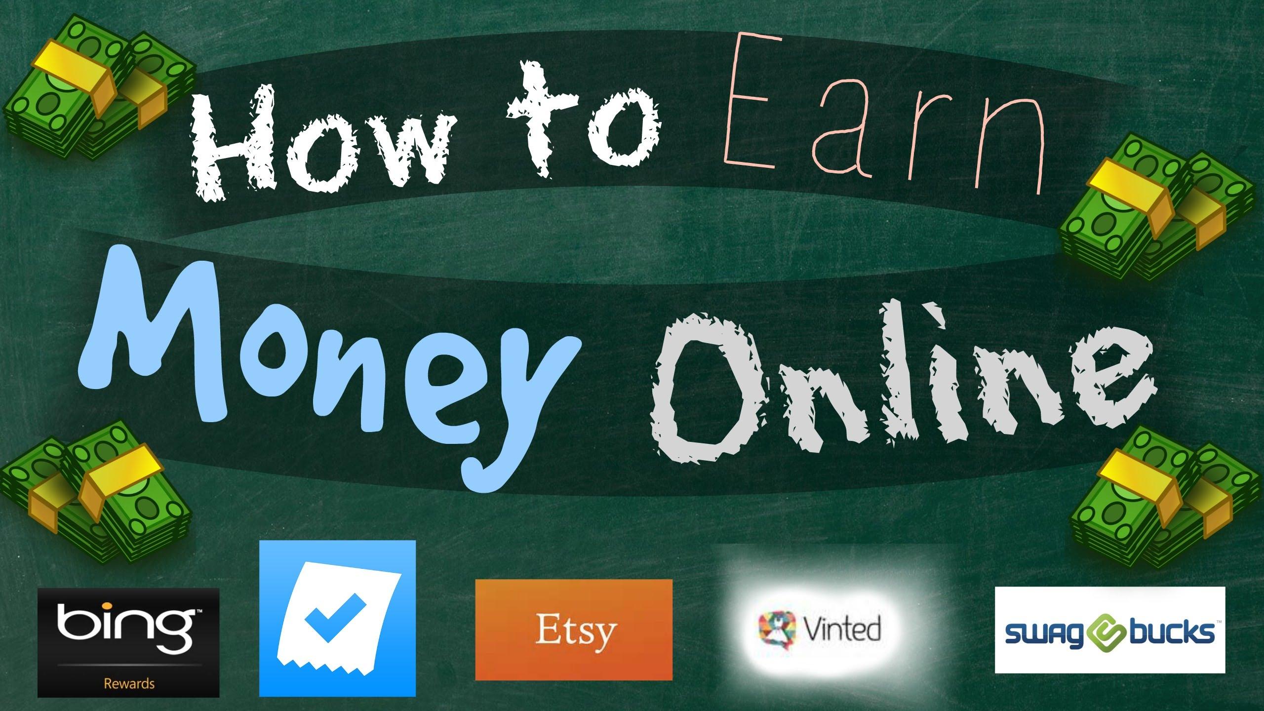 hướng dẫn cách kiếm tiền online trên mạng đơn giản