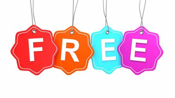 Free là gì ? tác dụng của nút free trong bán hàng online