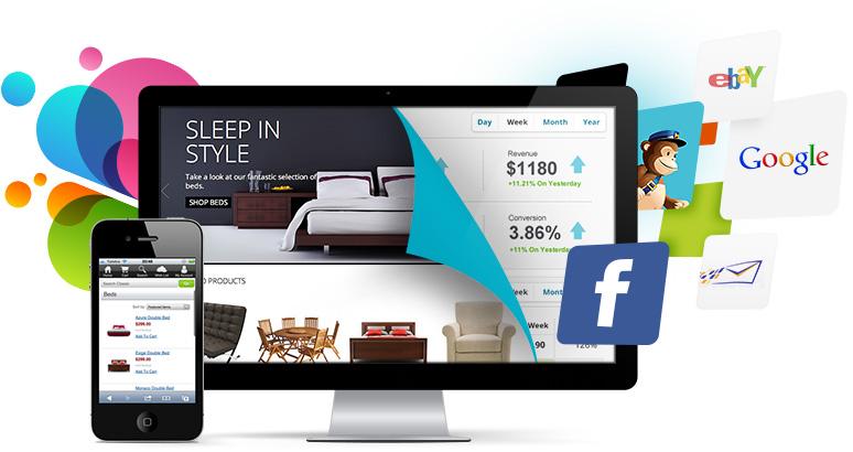 Sức mạnh của website bán hàng online