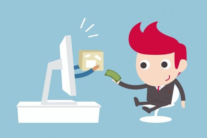 Thiết kế website bán hàng online tiết kiệm thời gian trong việc mua bán