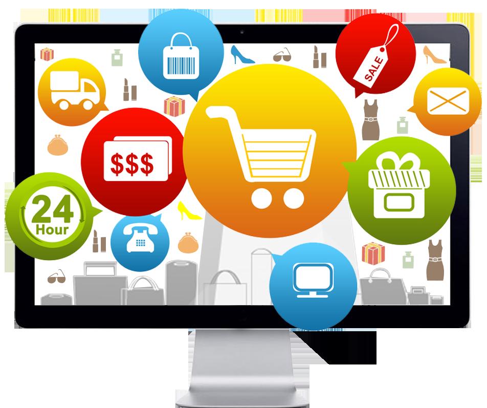 Thiết kế website bán hàng trực tuyến với đầy đủ các công cụ hỗ trợ